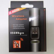 Mini Adaptador Wireless Usb Nano Wi Fi 150mbps