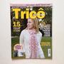 Revista Arte Com As Mãos Tricô Ponchos Blusas Xale N°13