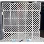 Estrado Plástico 50x50x4,5 Branco - Pallet Branco 50x50