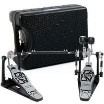 Pedal Duplo Tama Iron Cobra Hp300 Twb Power Glide Com Case