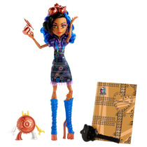Boneca Robecca Steam Aula De Arte Monster High Mattel