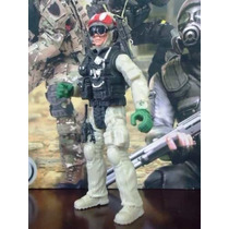 Miniatura Personagem Jogo Counter Strike Weapon Tatic Police