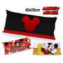 30 Travesseirinhos Lembrancinha 40x20 Mickey Mouse