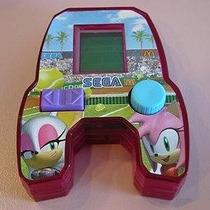 Minigame Amy E Rouge Lacrado Sonic 2004 Mcdonalds Mclanche
