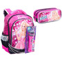 Kit Escolar Barbie Rock