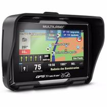 Gps Multilaser Gp040 Para Moto 4.3 À Prova D Água Bluetooth