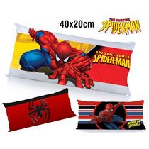 35 Travesseirinhos Almofadas Lembrancinha 40x20 Homem Aranha