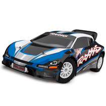 Automodelo Traxxas Rally Vxl 1/10 4wd Racer Brushless Rtr