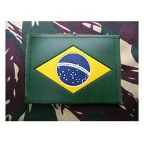 Bandeira Emborrachada Brasil Padrão Exército Rue 20% Off