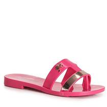 Tamanco Rasteiro Infantil Grendene Barbie - 23 Ao 33 - Pink