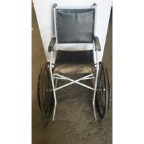 Cadeira De Roda Baxmann Usada Bom Estado