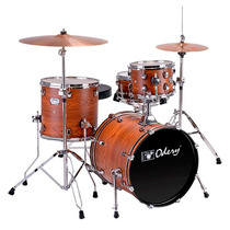 Bateria Odery In Rock Series 80ir Wood Orange - Bt0009