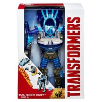 Boneco Transformers 4 - Autobot Drift - 1 Passo - Hasbro