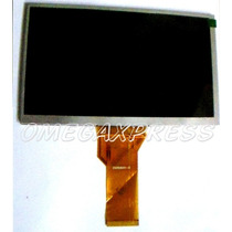 Lcd Display Tablet Cce Motion Tab T 735 , T 737, Tr71 7
