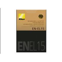Bateria Nikon En-el15 Enel 15 Original D7000 D7100 D600 D800