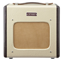 Amplificador Valvulado Fender Champion 600 5w 1x6 Combo Amp