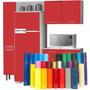 Adesivo Decorativo Geladeira Parede Móveis Colorido Qualidad