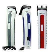 Máquina Aparador Cortar Pelos Cabelo Barba Pezinho Axila Nhc