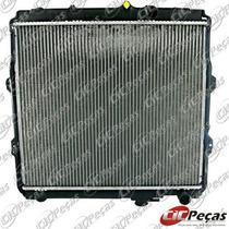 Radiador Água Hilux 2.4 Diesel (92/98)/ 2.8 Pickup (92/01)