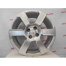 04 Rodas Brw 750 Montana Sport 2012 Aro 17 4x100 Prata Novas