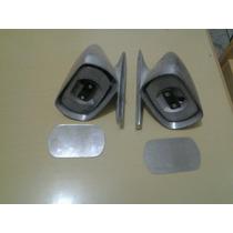 Retrovisor Do Maverick Em Alumínio Polido Peça Nova Sem Uso