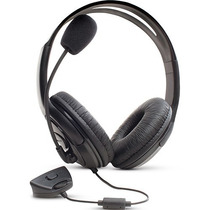Fone Headset Com Microfone E Controle De Volume P Xbox 360