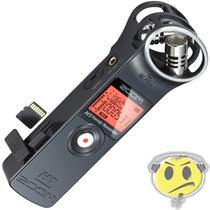 Gravador Áudio Zoom H1 Digital Handy Recorder O F E R T A