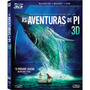 As Aventuras De Pi - Blu-ray 3d + Blu-ray + Dvd Box Com Luva