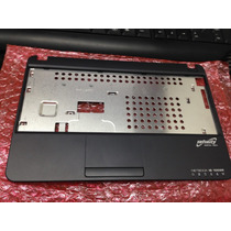 Carcaça Preta Tampa Touch Sti Base Superior Netbook Is 1003g