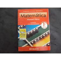 R/m - Livro - Matematica Ensino Medio 1 Serie - Manoel Paiva