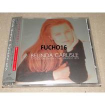 Belinda Carlisle - The Greatest Hits Importado Japão