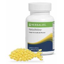 Herbalifeline (ômega-3 Em Cápsulas Com Ácidos Graxos Dha E E