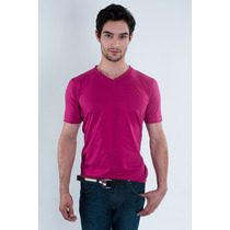 Camiseta Gola V - Polo Collection