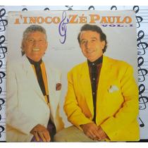 Tonico & Zé Paulo Vol. 1 Lp Forro Sertanejo Estéreo