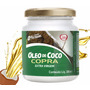 Óleo De Coco Extra Virgem 200ml - Copra<br><strong class='ch-price reputation-tooltip-price'>R$ 16<sup>90</sup></strong>