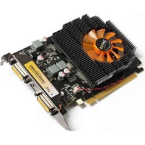 Placa De Vídeo Vga Zotac Geforce Gt620 Synergy Edit 1gb 64bi