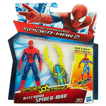 Spider Man 2 Spiderman Blitz Board 11cm Homem Aranha