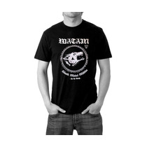 Camiseta Watain Militia