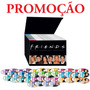 Box Coleção Friends 10 Temporadas Completas 40 Dvds Original
