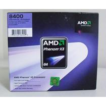 Processador Phenom X3 Amd 2.1ghz True Triple Core Design.