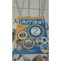 Livro Nuevo Iarriba ! 2 Santillana Espanõl