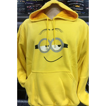 Moletom Minions Bordado