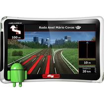 Gps Tablet Guia Quatro Rodas Com Android