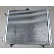 Condensador Citroen C3 - 2003 Acima.cód:72501