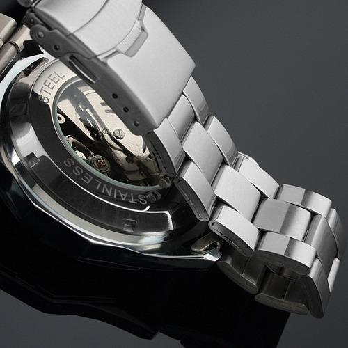 e815e9c591c Relógio Importado Winner Skeleton Automático Super Oferta. Preço  R  119 5  Veja MercadoLibre