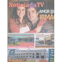 Jornal Noticia: Fernanda Vasconcellos / Rafael Cardoso / Wan