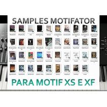 Sampler Motif Xs E Xf - 2 Dvd Mais De 12 Giga