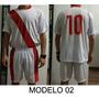 Fardamento Futebol 5 Camisas 5 Calções Pronta Entrega W3