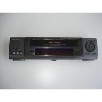 Frente Video Cassete Slv-72hfbr Hi-fi Stereo Sony - Usado