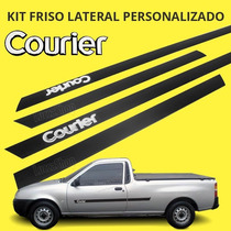 Friso Das Portas Para Courier - Com Personalização Courier